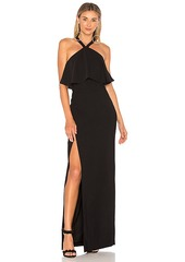 Amanda Uprichard Piazza Maxi Dress
