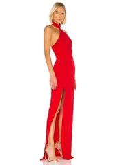 Amanda Uprichard Queens Gown