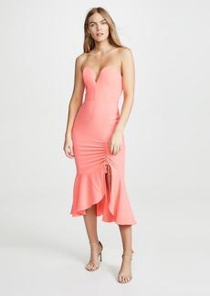 Amanda Uprichard Rayna Dress