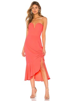 Amanda Uprichard Rayna Dress