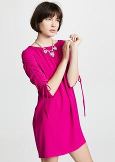 Amanda Uprichard Saddle Dress