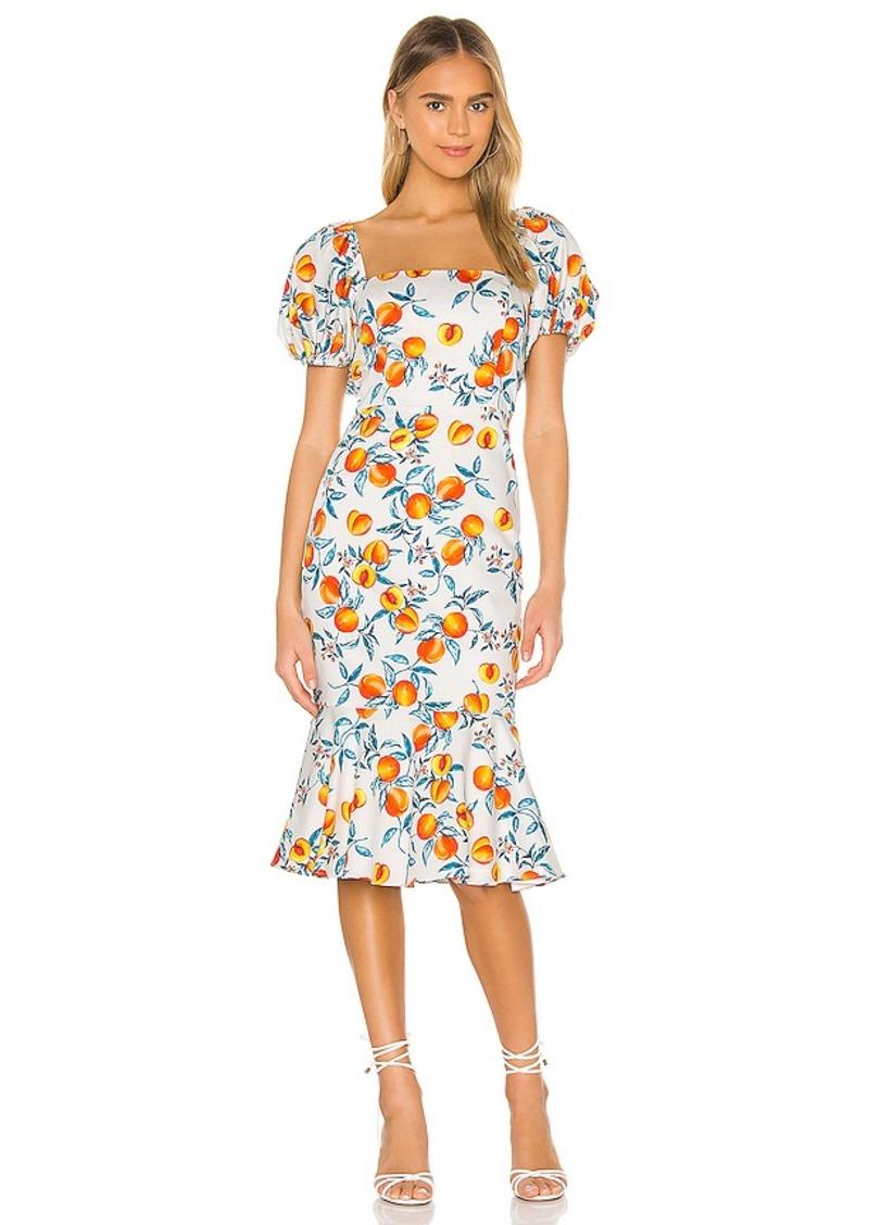 Amanda Uprichard Senorita Dress