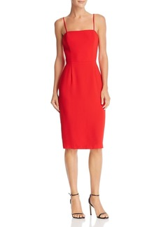 Amanda Uprichard Sheldyn Sheath Dress
