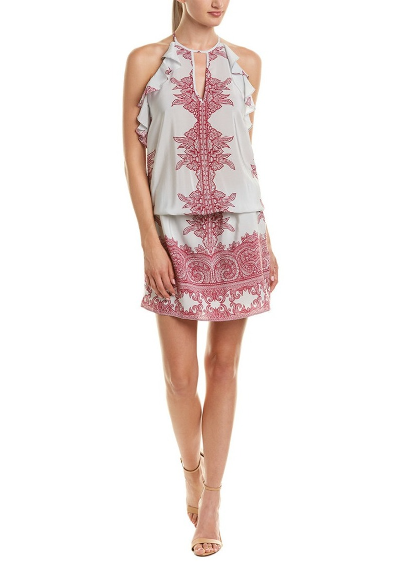 Amanda Uprichard Silk Shift Dress