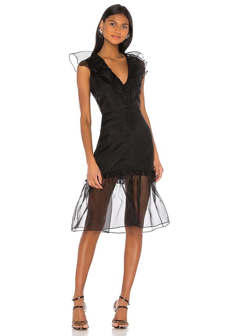 Amanda Uprichard Talulah Midi Dress