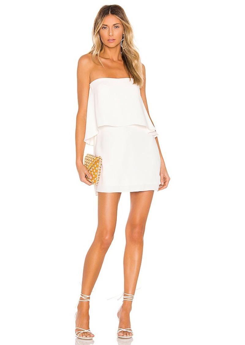 Amanda Uprichard Topanga Mini Dress