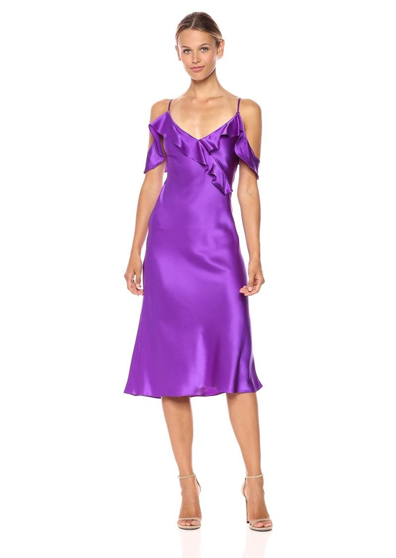 Amanda Uprichard Women's Anika Midi Dress  S