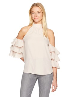 Amanda Uprichard Women's Artesia Top  L