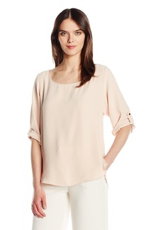 Amanda Uprichard Women's Bailey Top  M