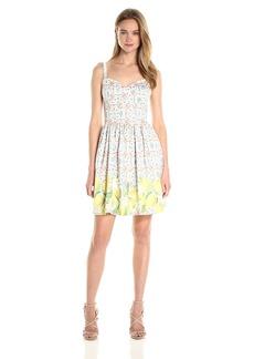Amanda Uprichard Women's Champagne Dress  M