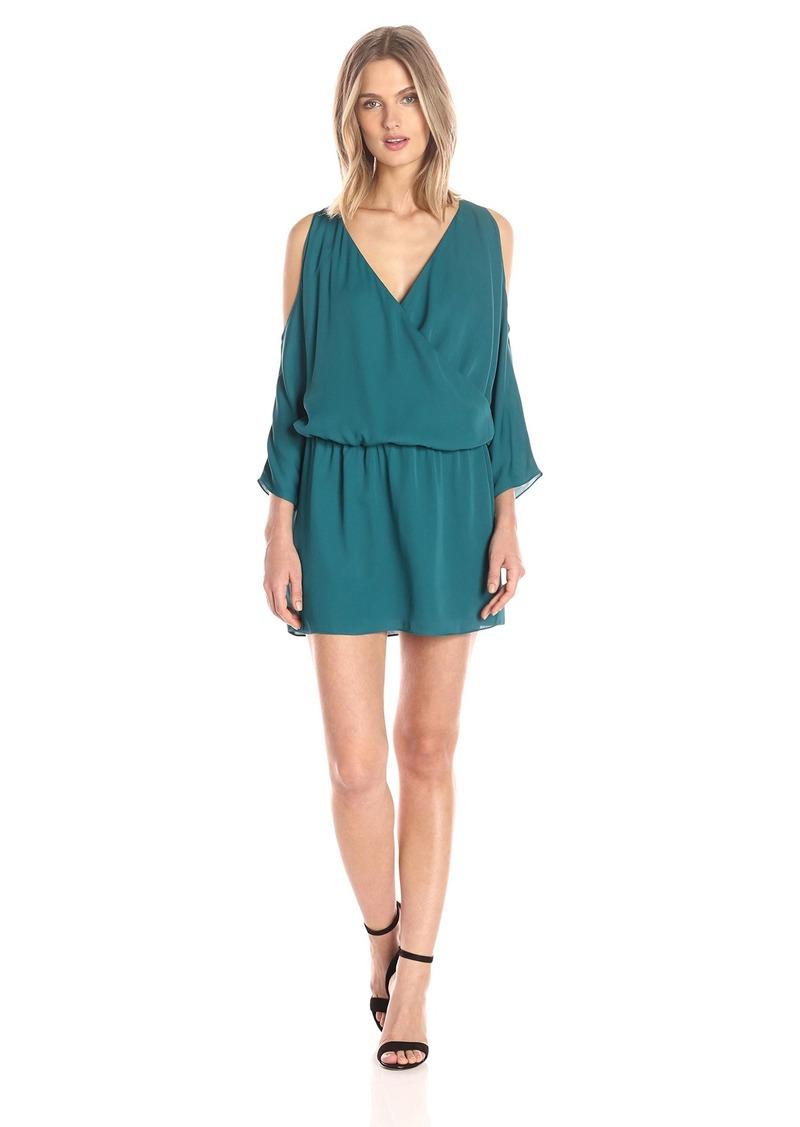 Amanda Uprichard Women's Cold Shoulder Dress  L
