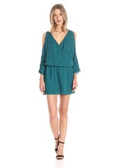 Amanda Uprichard Women's Cold Shoulder Dress  S