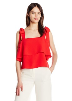 Amanda Uprichard Women's Eli Top  L