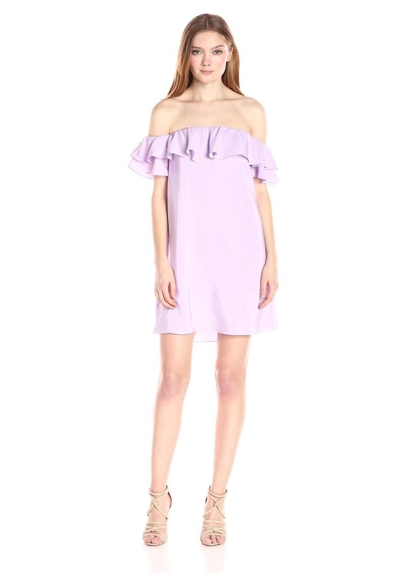 Amanda Uprichard Women's Ethan Dress  L
