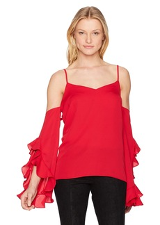 Amanda Uprichard Women's Gianna Top  M