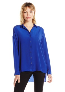 Amanda Uprichard Women's Mews Blouse  L