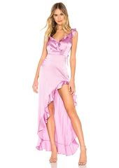 Amanda Uprichard X REVOLVE Chandelier Maxi Dress