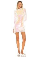Amanda Uprichard x REVOLVE Devyn Sequin Mini Dress