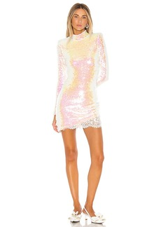 Amanda Uprichard x REVOLVE Devyn Sequin Mini Dress