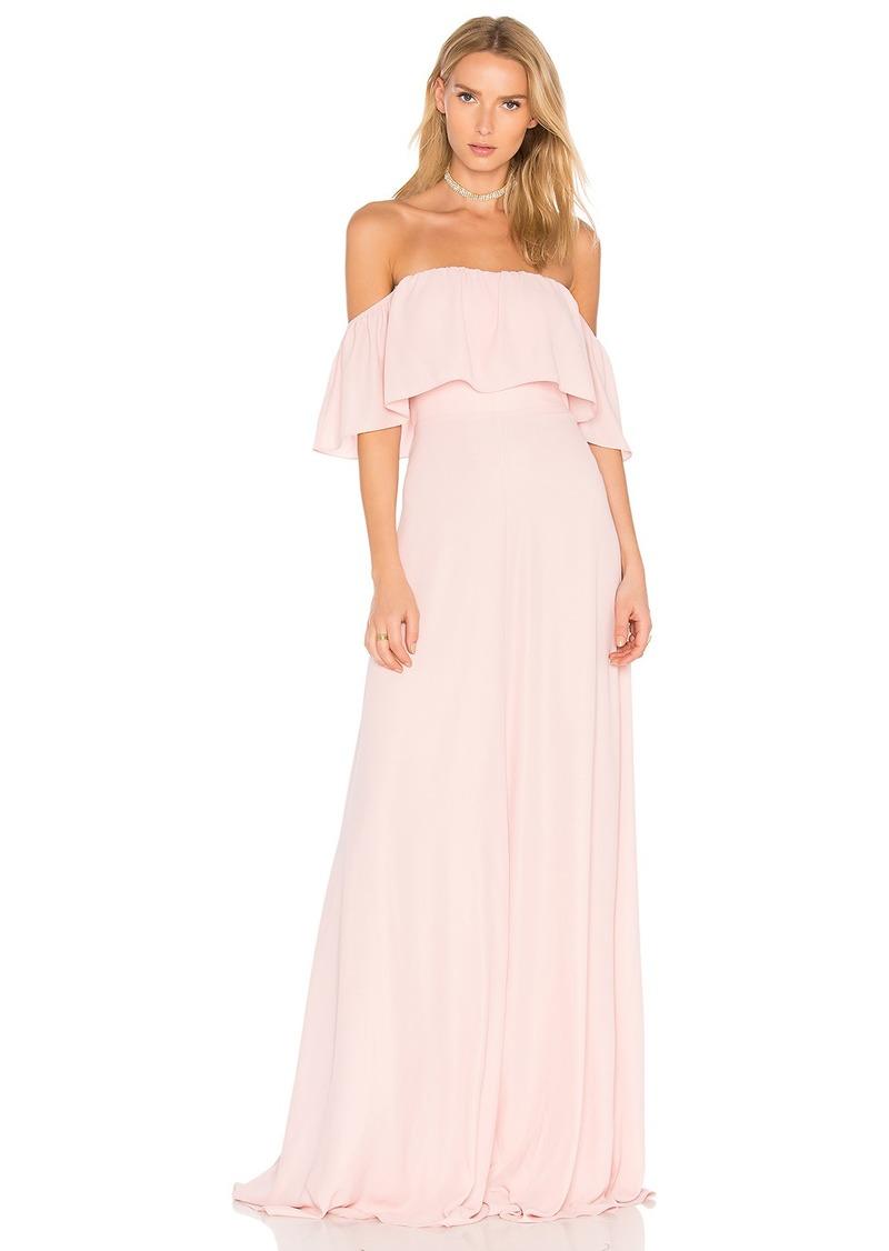 Amanda Uprichard Delilah Maxi | Dresses