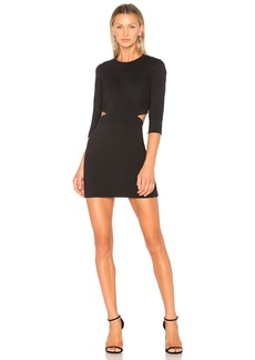 Amanda Uprichard Minka Cut Out Dress