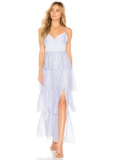 Amanda Uprichard Thaddea Gown