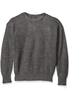 American Apparel en's Fisherman's Pullover Sweater  edium
