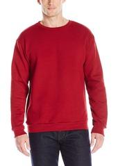 American Apparel en's Flex Fleece Crew Neck Pullover Drop Shoulder Sweatshirt  edium