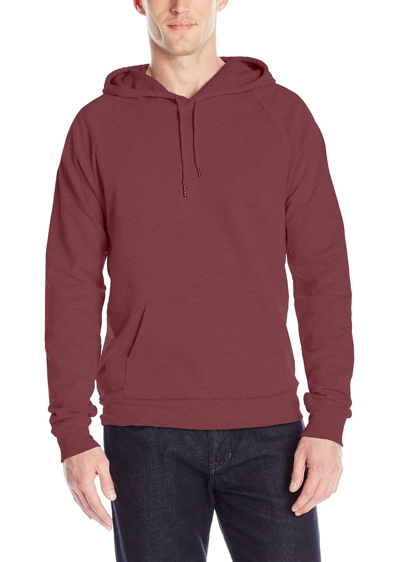 American Apparel Men's California Fleece Pullover Hoodie
