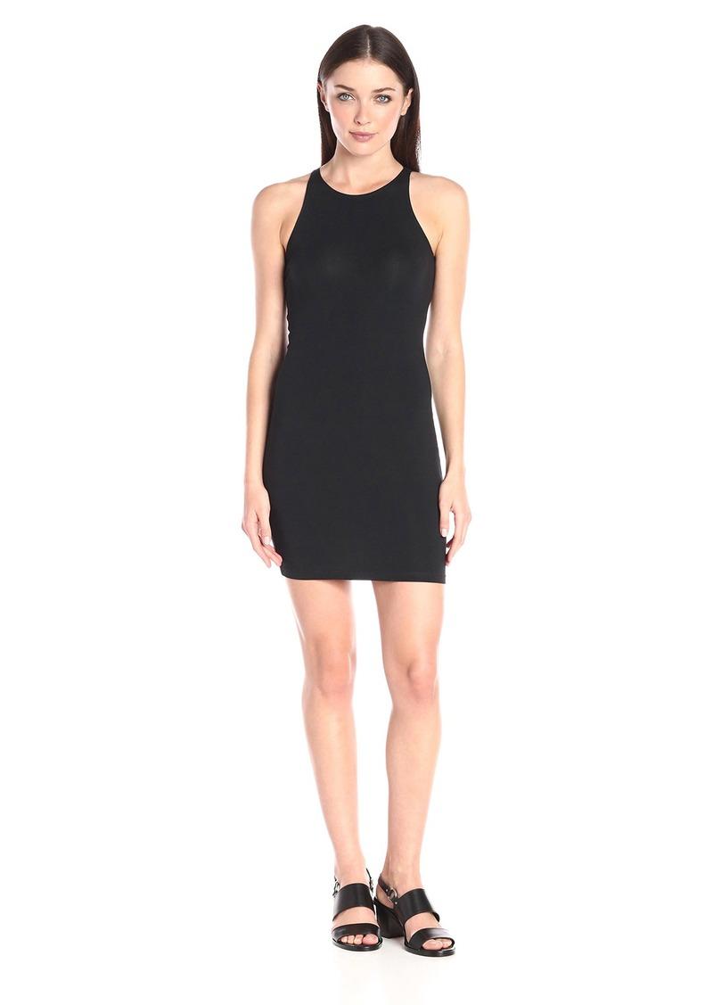 American Apparel Women's Cotton Spandex Sleeveless Mini Dress