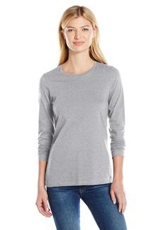American Apparel Women's Fine Jersey Classic Long Sleeve T-Shirt