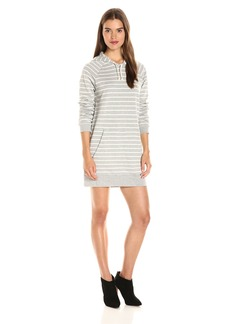 American Apparel Women's French Terry Hoodie Dress