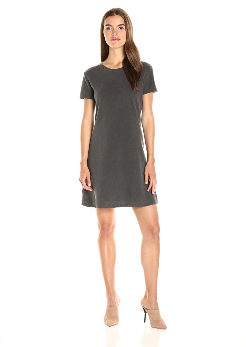 American Apparel Women's French Terry T-Shirt Dress