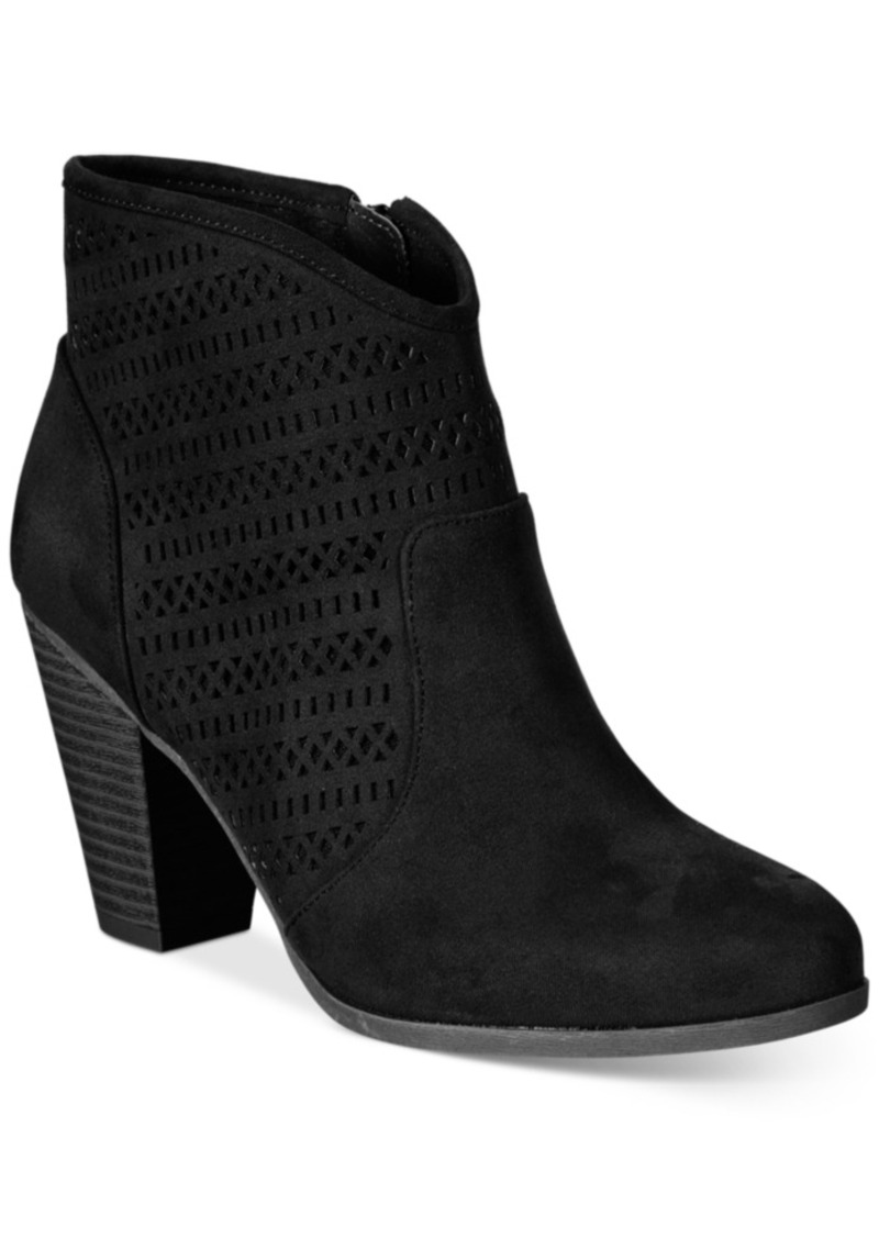 ad942789154 American Rag American Rag Ariane Ankle Booties, Created for Macy's ...
