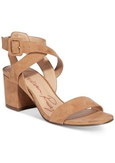 American Rag Caelie Block-Heel Sandals, Only at Macy's Women's Shoes