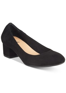 American Rag Devona Block-Heel Pumps, Only at Macy's Women's Shoes
