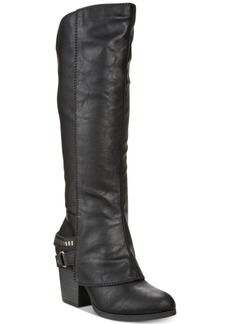 American Rag Edyth Buckled Boots, Created for Macy's Women's Shoes