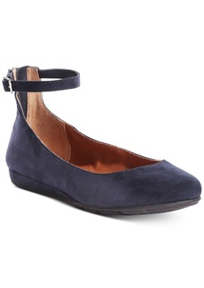 American Rag Eeva Ankle-Strap Flats, Created for Macy's Women's Shoes