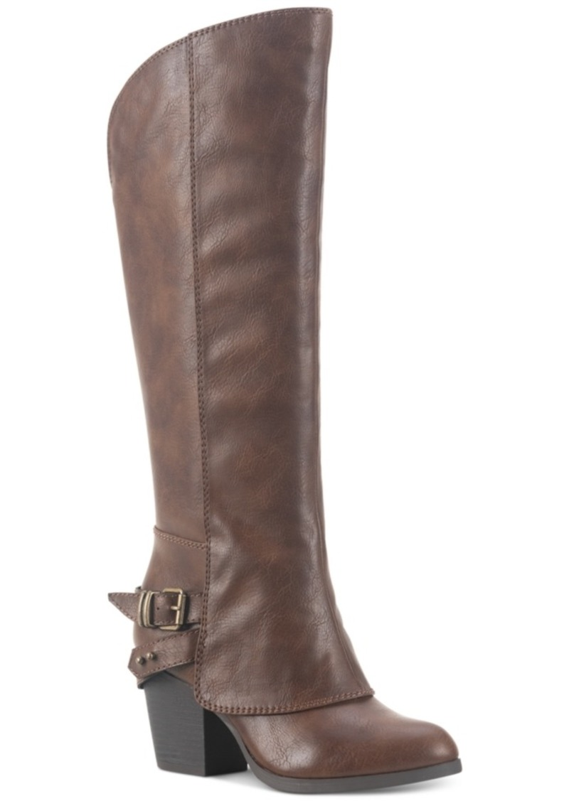 American Rag Emilee Wide-Calf Boots, Created For Macy's Women's Shoes