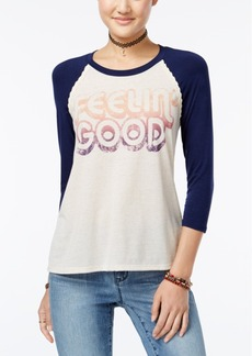 American Rag Feel Good Graphic Baseball T-Shirt, Only at Macy's