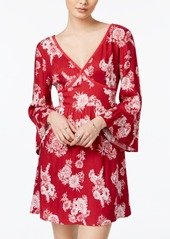 American Rag Floral-Print Fit & Flare Dress, Created for Macy's