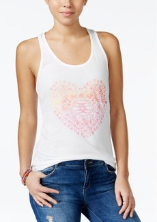 American Rag Graphic Racerback Tank Top, Only at Macy's