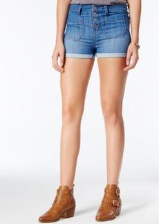 American Rag High-Waist Rosie Wash Denim Shorts, Only at Macy's