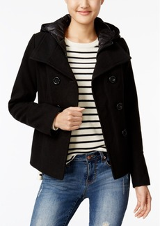 American Rag Hooded Peacoat, Only at Macy's