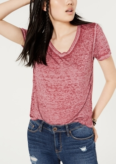 American Rag Juniors' Burnout Top, Created for Macy's