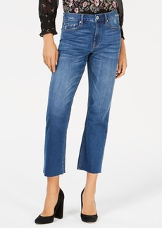 American Rag Juniors' Cropped Flare Jeans, Created for Macy's