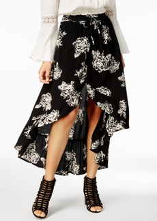 American Rag Juniors' High-Low Maxi Skirt, Created for Macy's