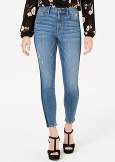 American Rag Juniors' High-Rise Tuxedo Skinny Jeans, Created for Macy's
