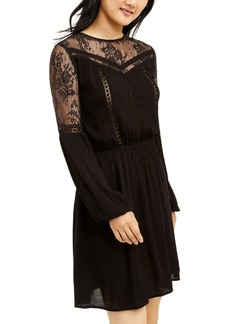 American Rag Juniors' Lace Dress, Created For Macy's