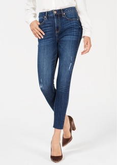 American Rag Juniors' Ripped High-Rise Jeggings, Created for Macy's